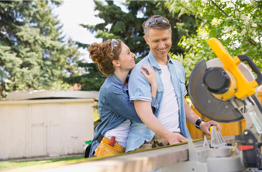 Tản mạn: nghĩ về sự khó chịu của phụ nữ khi chồng làm mộc, DIY