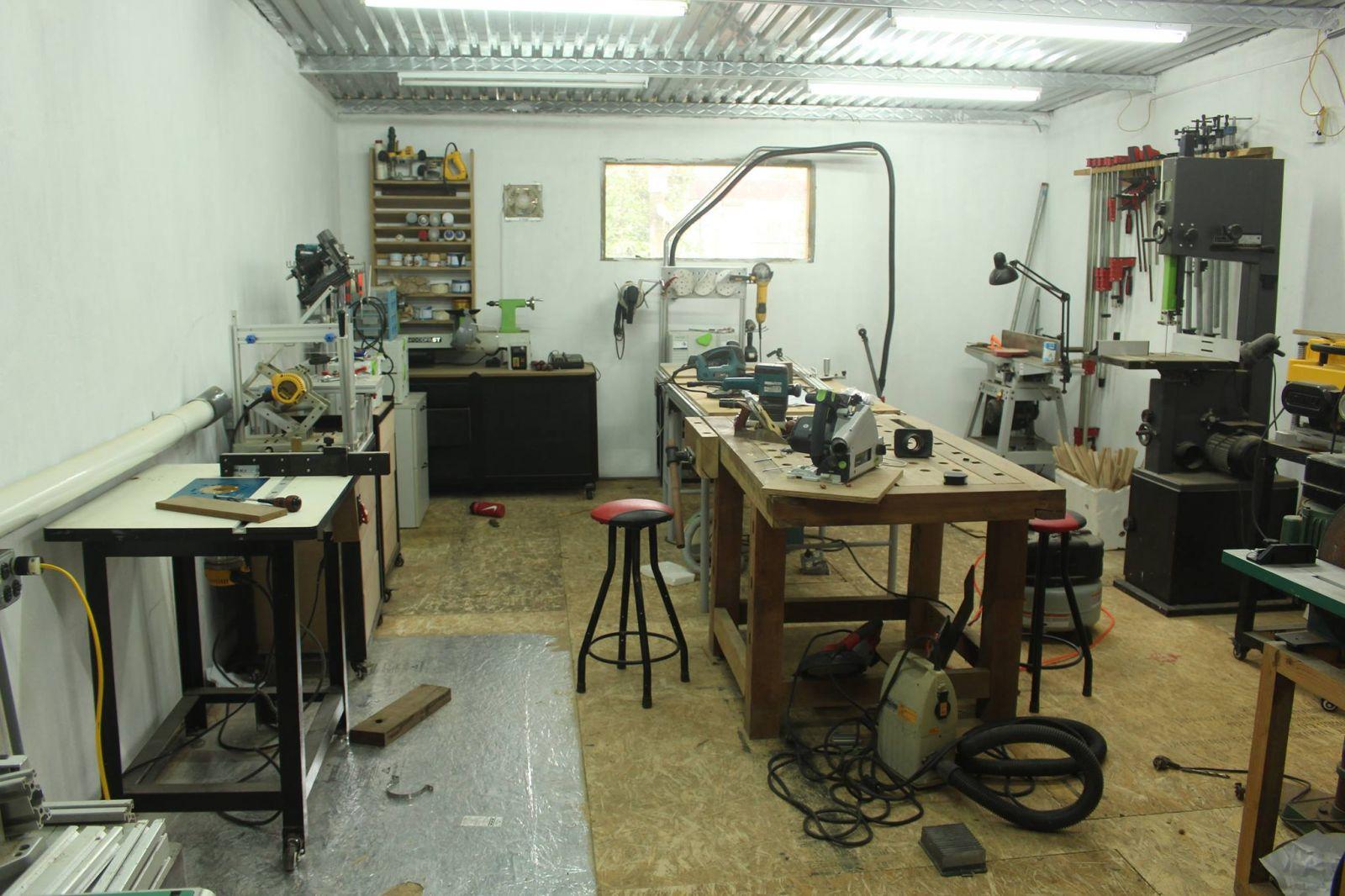 Những nguyên tắc khi thiết kế xưởng