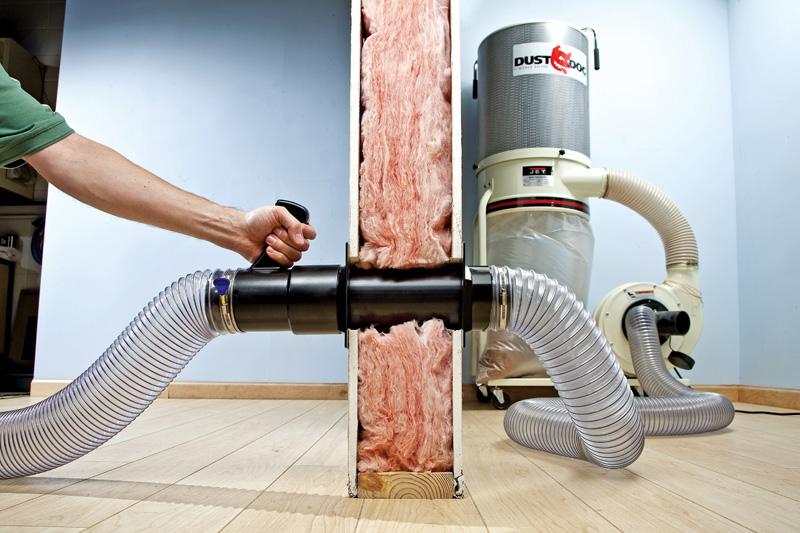Đánh giá thực tế hệ thống hút bụi xưởng gỗ