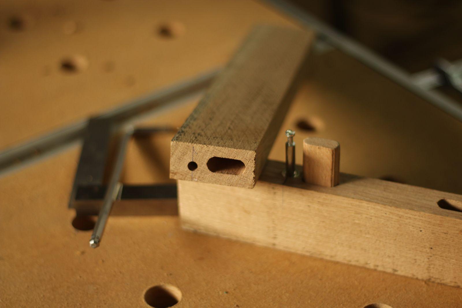 Làm mộng lắp ghép với Festool Domino: nội thất kiểu IKEA