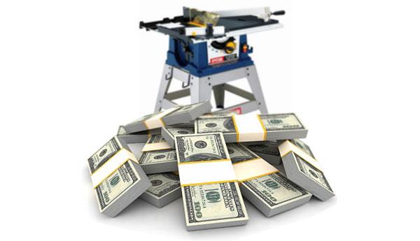 Có tiền nhưng đừng vội mua cưa bàn: bạn đang bị lừa?