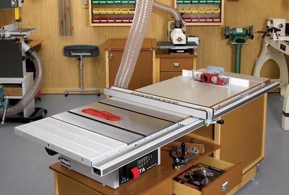Ưu tiên mua máy nào cho xưởng mộc