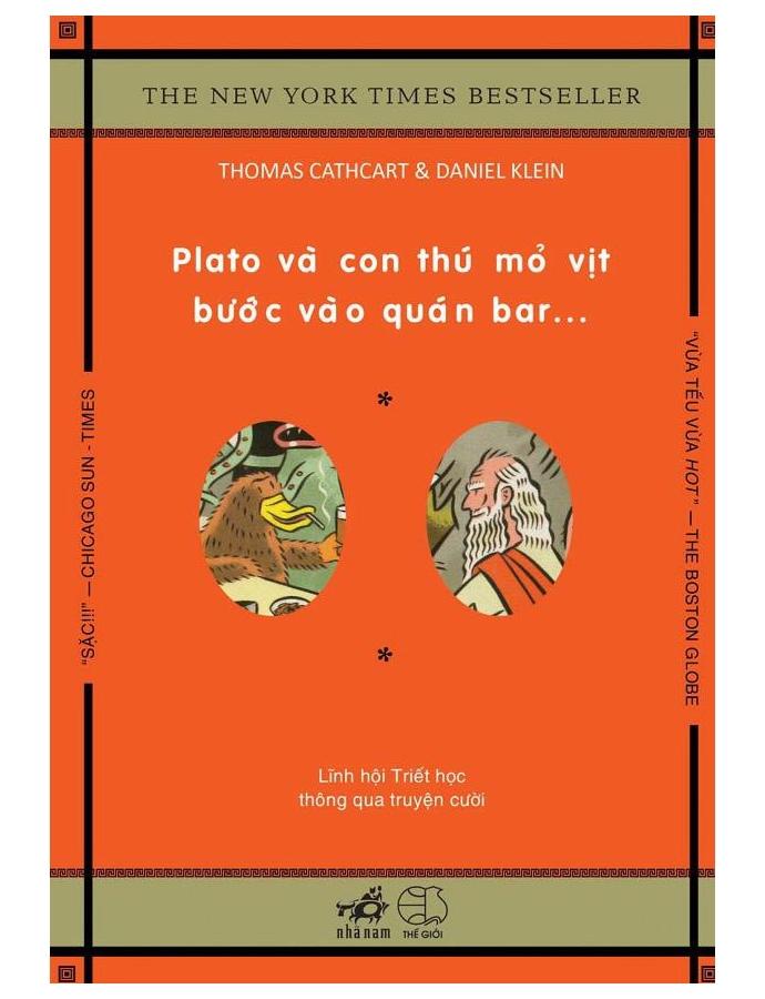 Sách: Plato Và Con Thú Mỏ Vịt Bước Vào Quán Bar