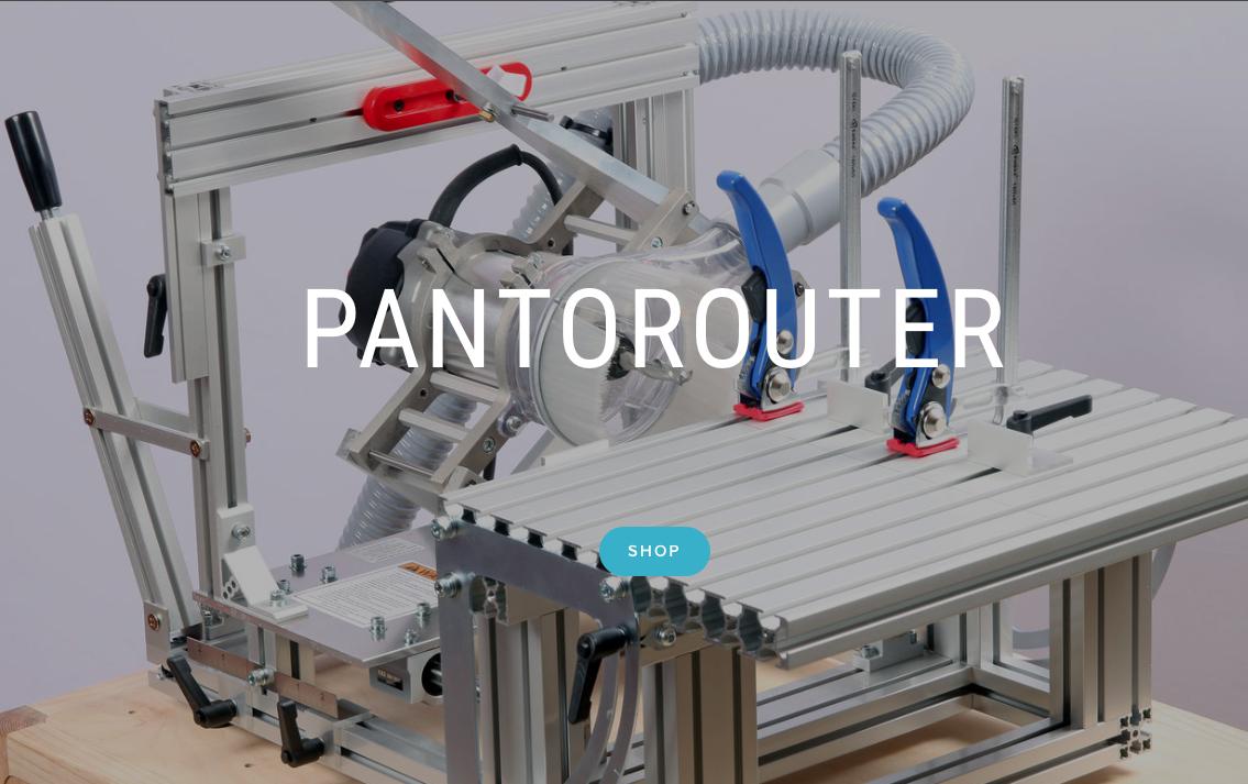 Hybrid Pantorouter